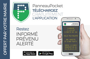 Application Panneau Pocket